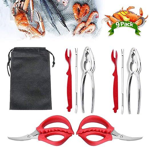 Kitchen Craft Cangrejo Langosta Concha mariscos Galletas /&