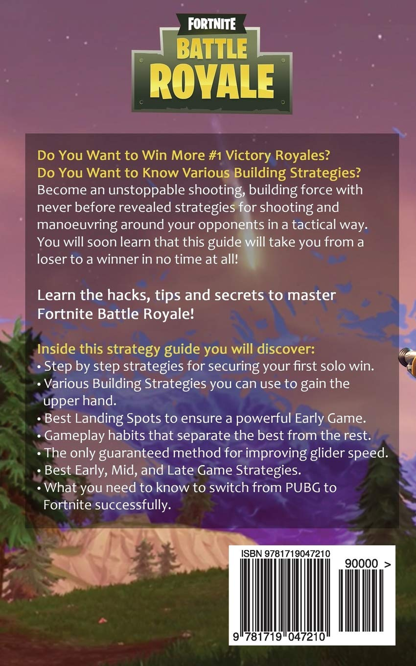 Fortnite: Battle Royal: Advanced Tips, Tricks, and Strategies TO BECOME A PRO Ultimate Game Guides: Amazon.es: Ultimate Game Guides: Libros en idiomas ...