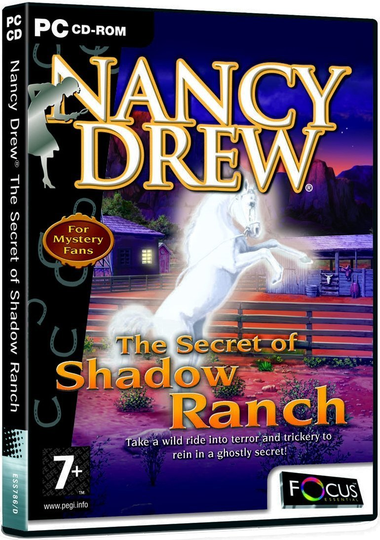 Nancy Drew: The Secret of Shadow Ranch - PC by Her Interactive
