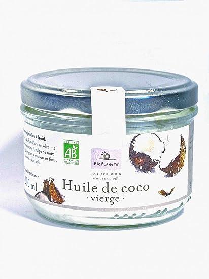 huile de noix de coco utilisation cuisine