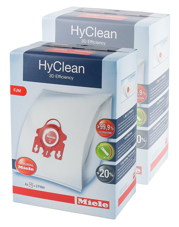 Miele HyClean S6220 Lot de 8 sacs F//J//M Cat /& Dog