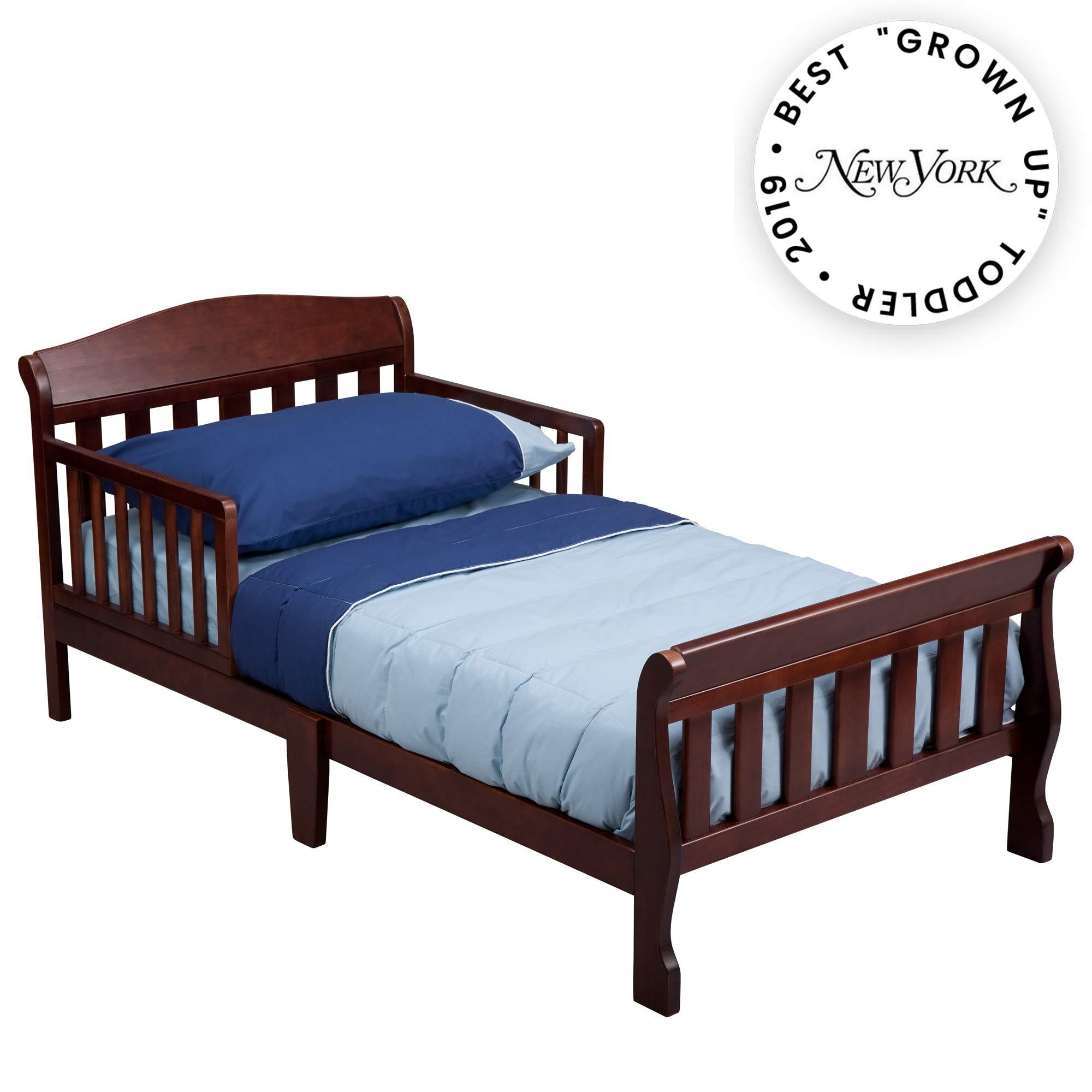 Delta Children Canton Toddler Bed, Cherry by Delta Children