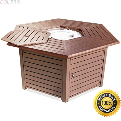 Amazoncom Colibrox 55 Hexagon Extruded Aluminum Gas Outdoor
