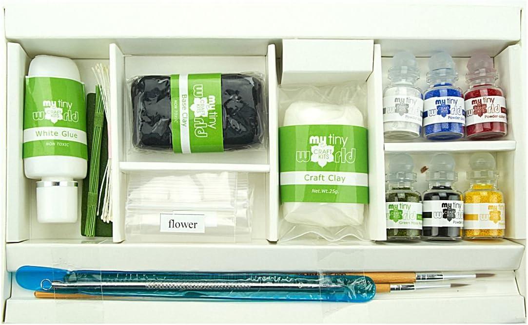 MyTinyWorld Dolls House Miniature Hyacinth Flower Kit Expert