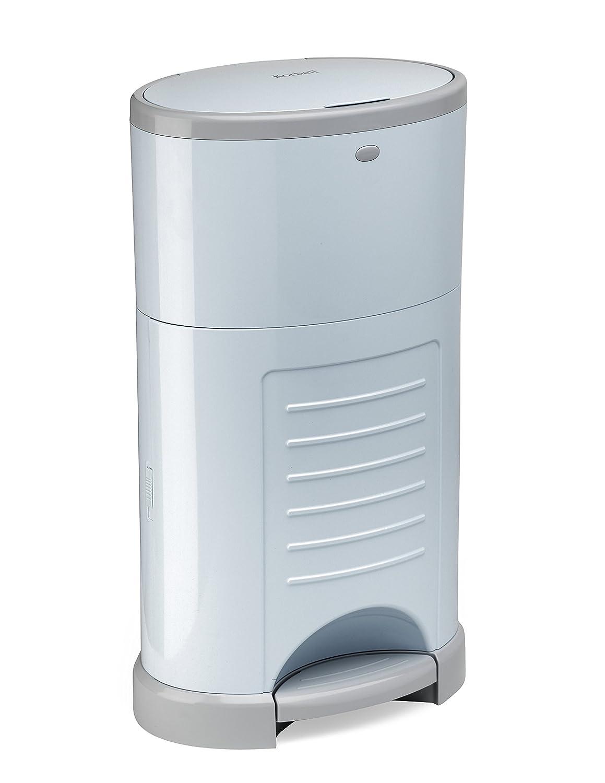 Korbell Standard 16 litre Nappy Bin (Pastel Blue)