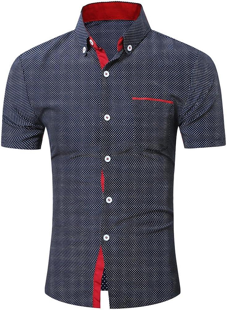 Fannyfuny camiseta Hombre Polo Modelo Caballero Camisa Verano ...