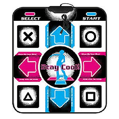 Dance Pad Non-Slip USB Dance Gaming Mat Musical Play Mat for Adults/Children Dancer Blanket for Home Fitness PC Laptop : Baby