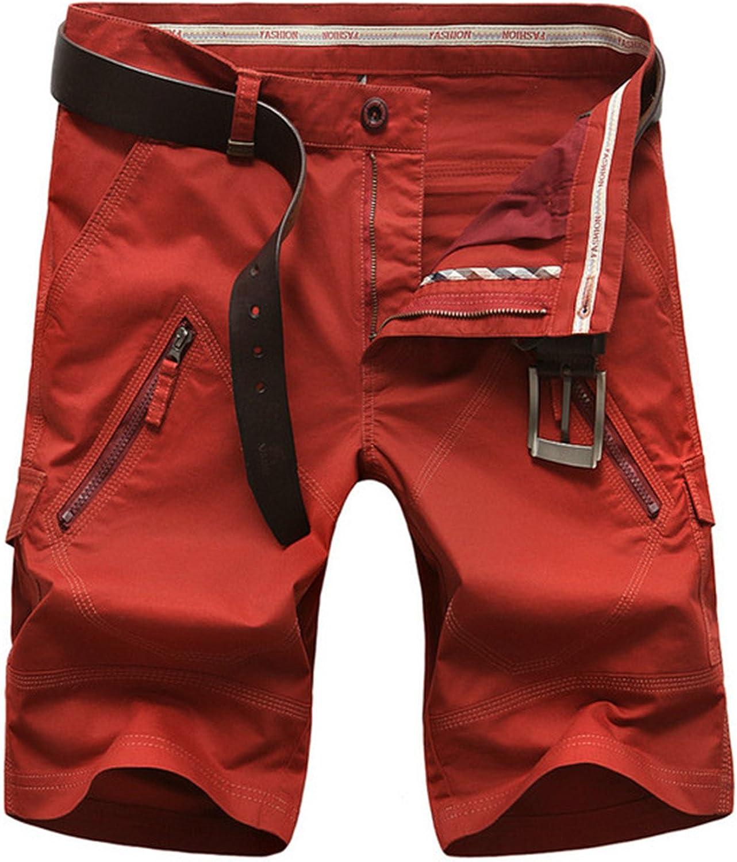 Cheryl Bull Men Cargo Shorts Camouflage Short Men Cotton Shorts