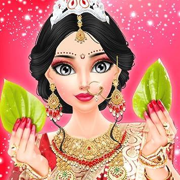 Amazon.com East Indian Wedding Fashion Salon for Bride