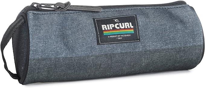 Rip Curl BUTBK4-80 otoño / invierno 16 estuches de lápices, de 21 cm, Gris: Amazon.es: Equipaje