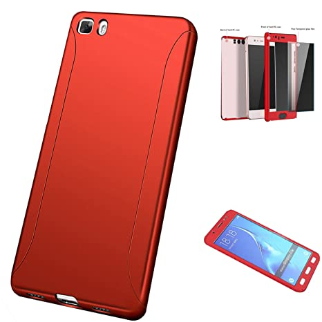 coque huawei p8 lite 2017 rouge a levre