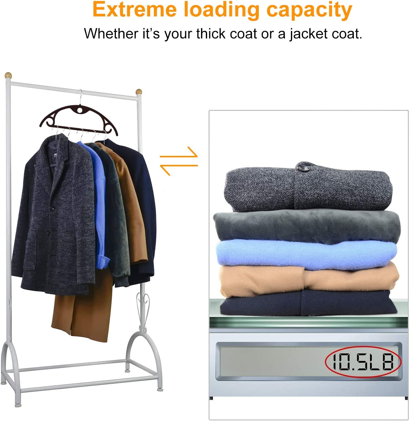 Ultra Thin Space Saving with Heavy Duty 360 Swivel Chrome Hook Non-Slip Suit Clothes Hangers Coat Hangers Brown 50-Pack IEOKE Premium Velvet Hangers