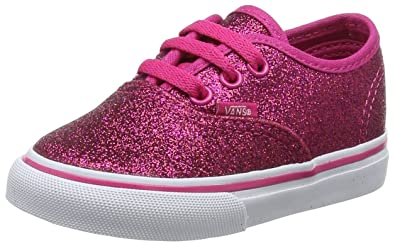 fa8156bffdf4 Vans Authentic Shoes 5.5 M US Toddler Glitter Rosy