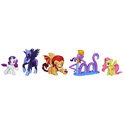 My Little Pony Elements of Harmony Friends Collection: Toys & Games
