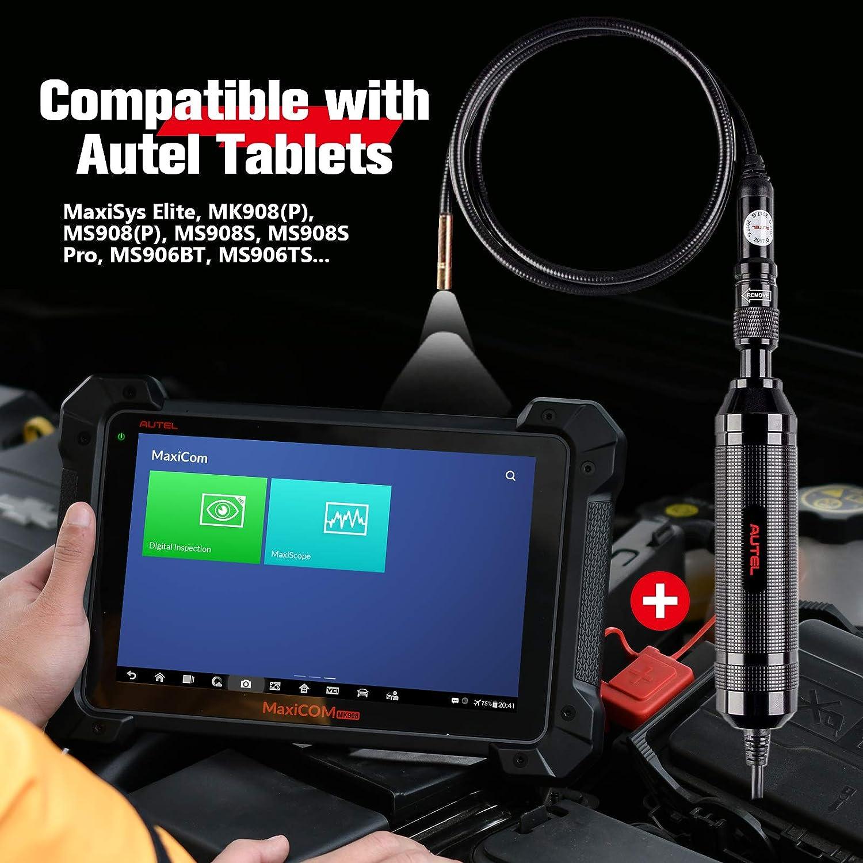 Autel Mv108 Maxivideo Digitale Inspektionskamera Für Die Maxicom Mk908 Mk908p Oder Windows Pc Auto