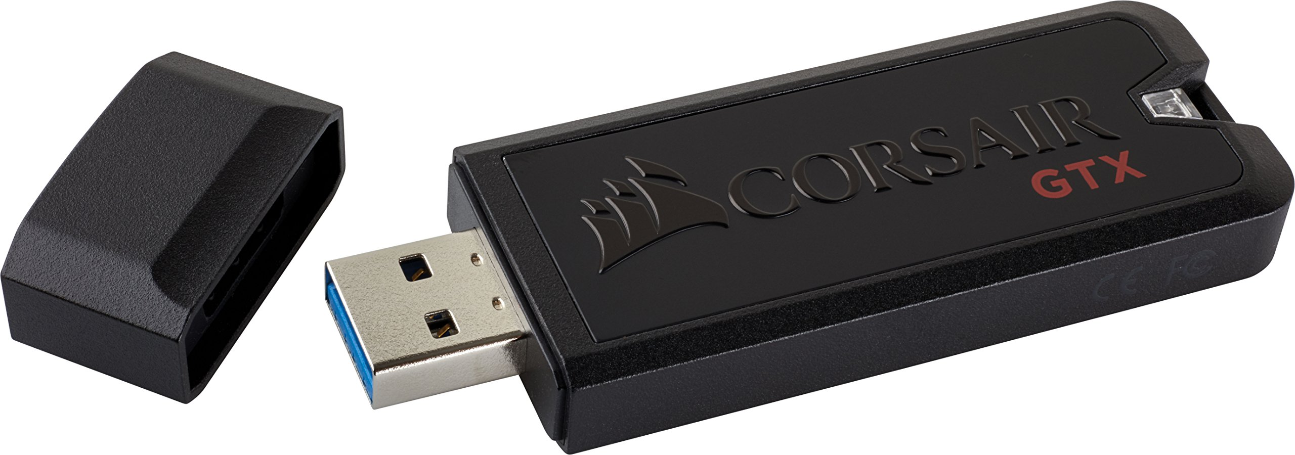 Corsair Flash Voyager GTX 128GB USB 3.1 Premium Flash Drive by Corsair (Image #4)
