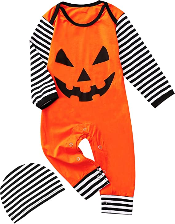 Baby Boys Girls Halloween Outfits