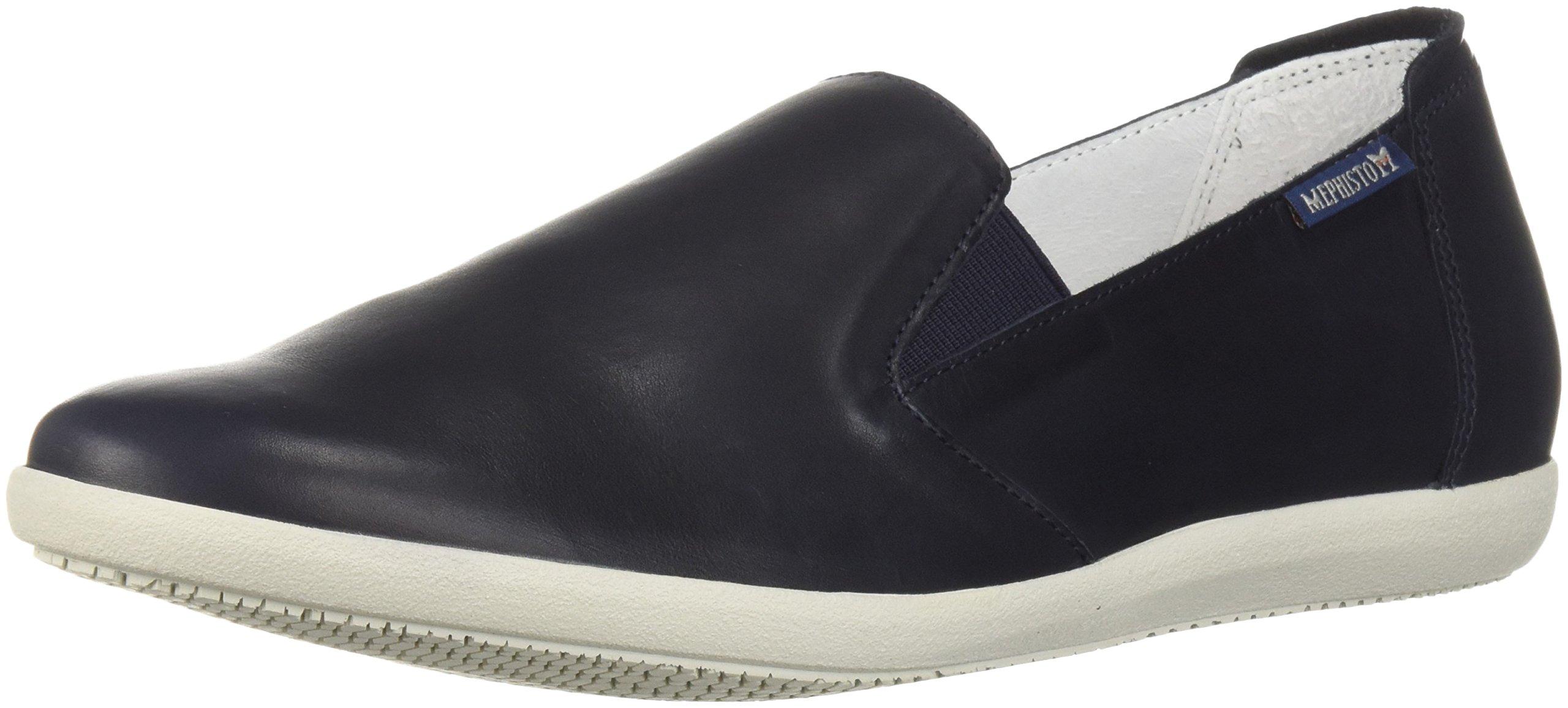Mephisto Women's korie Sneaker, Navy, 8 M US