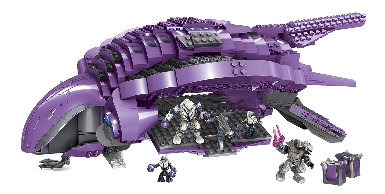 amazon com megabloks halo covenant phantom toys games