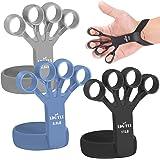 Hand Grip Strengthener - Upgraded Finger Stretcher and Finger Exerciser - Professional Finger Expander and Grip Strength Trai