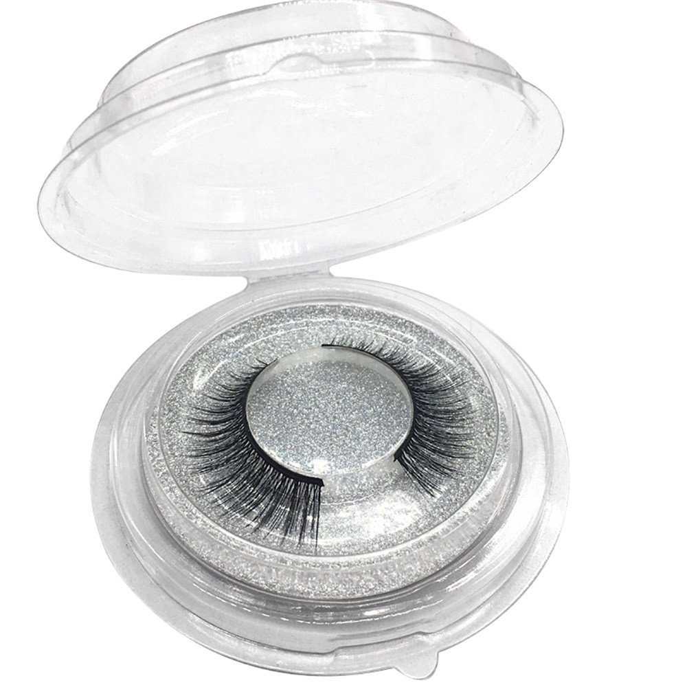 TADAMI Lashes 100/% Handmade 3D Faux Mink Lashes Individual Silk False Eyelashes for Daily Makeup