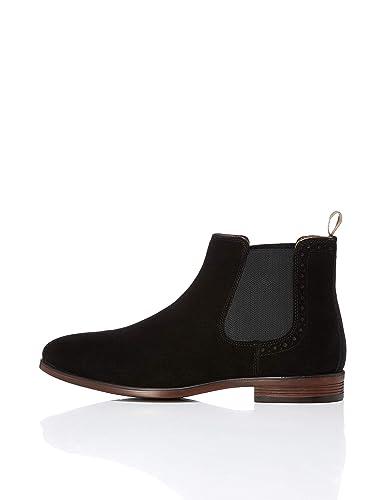 86091143da291 Amazon Brand - find. Men's Chelsea Boots