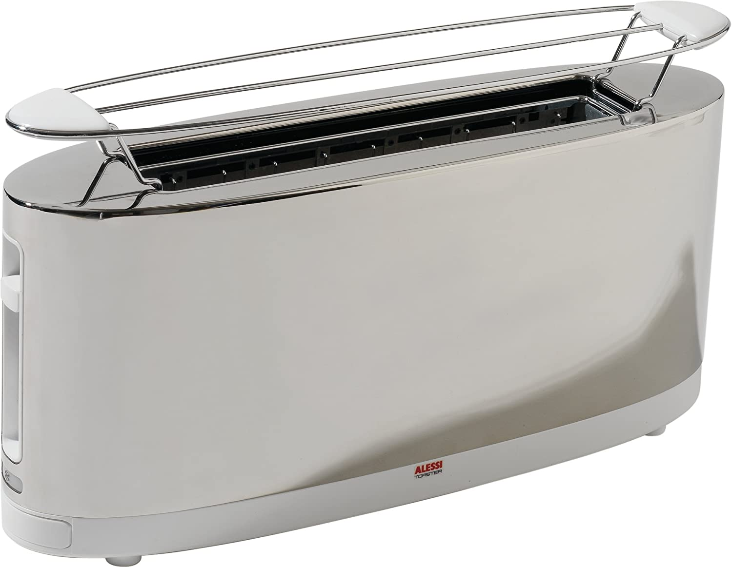 amazoncom alessi electric toaster kitchen  dining -