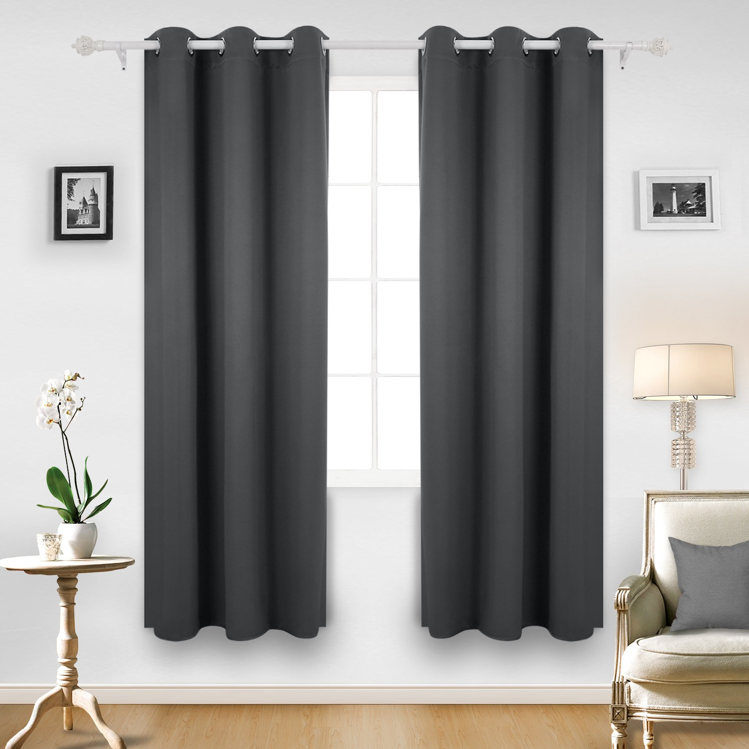 noise cancelling windows aluminum noise cancelling window curtains 84 inch length reducing light blocking sun 42