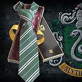 Harry Potter - Cravate Serpentard