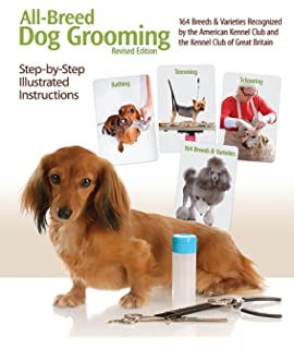 Diy dog grooming from puppy cuts to best in show everything you all breed dog grooming solutioingenieria Images