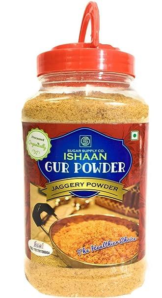 ISHAAN GUR POWDER Jaggery Powder (900gms)
