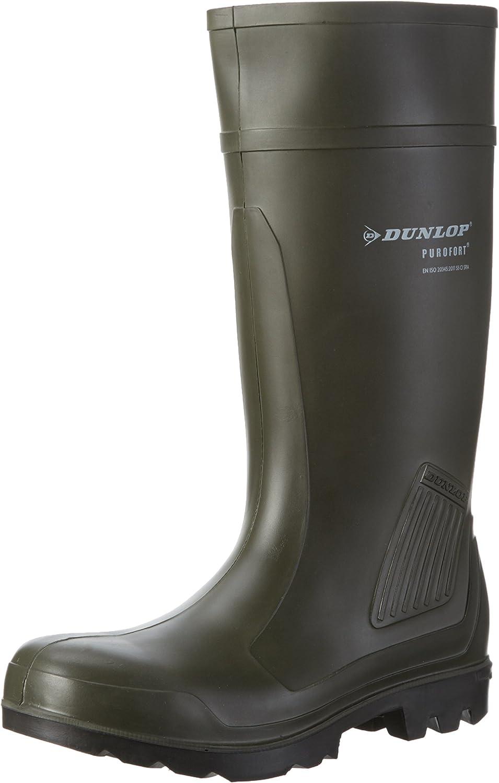 Dunlop Hommes Purofortв/Professional C462934 /Étanches Bottes en Caoutchouc