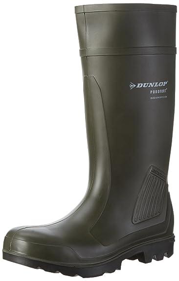 Dunlop S5 PUROFORT Unisex-Erwachsene Langschaft Gummistiefel
