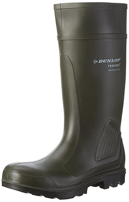 dunlop stivali  Stivali da lavoro Dunlop Purofort professionale completa sicurezza ...