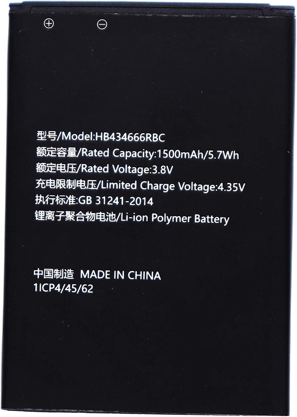 Batería para Huawei E5573 E5573S E5573s-852 E5573s (PN31)