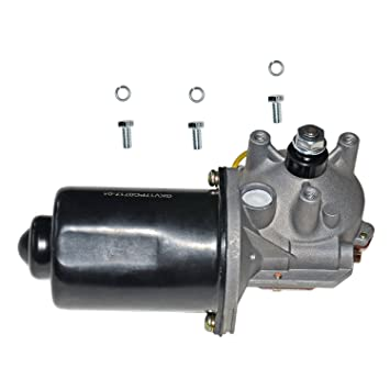 Motor de limpiaparabrisas delantero 01270000 1270000 23001902: Amazon.es: Coche y moto