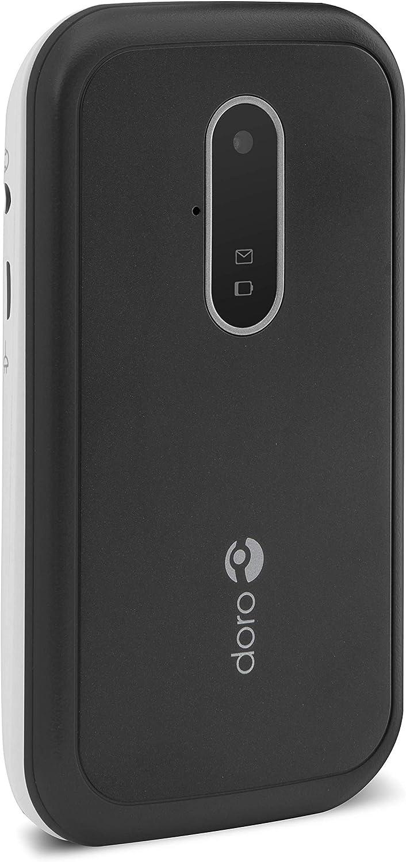 Doro 6620 - Teléfono móvil para personas mayores con pantalla de 2 ...