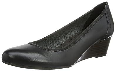 0901e39b Tamaris Women's 22320 Closed-Toe Pumps: Amazon.co.uk: Shoes & Bags