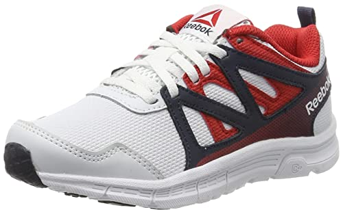 Reebok Run Supreme 2.0, Zapatillas Unisex niños, Blanco (White/Collegiate Navy/Primal Red), 34.5 EU: Amazon.es: Zapatos y complementos