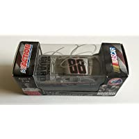 $88 » 2008 Dale Earnhardt Jr National Guard Signed 1/64 Nascar Diecast Car (C) - Autographed Diecast Cars