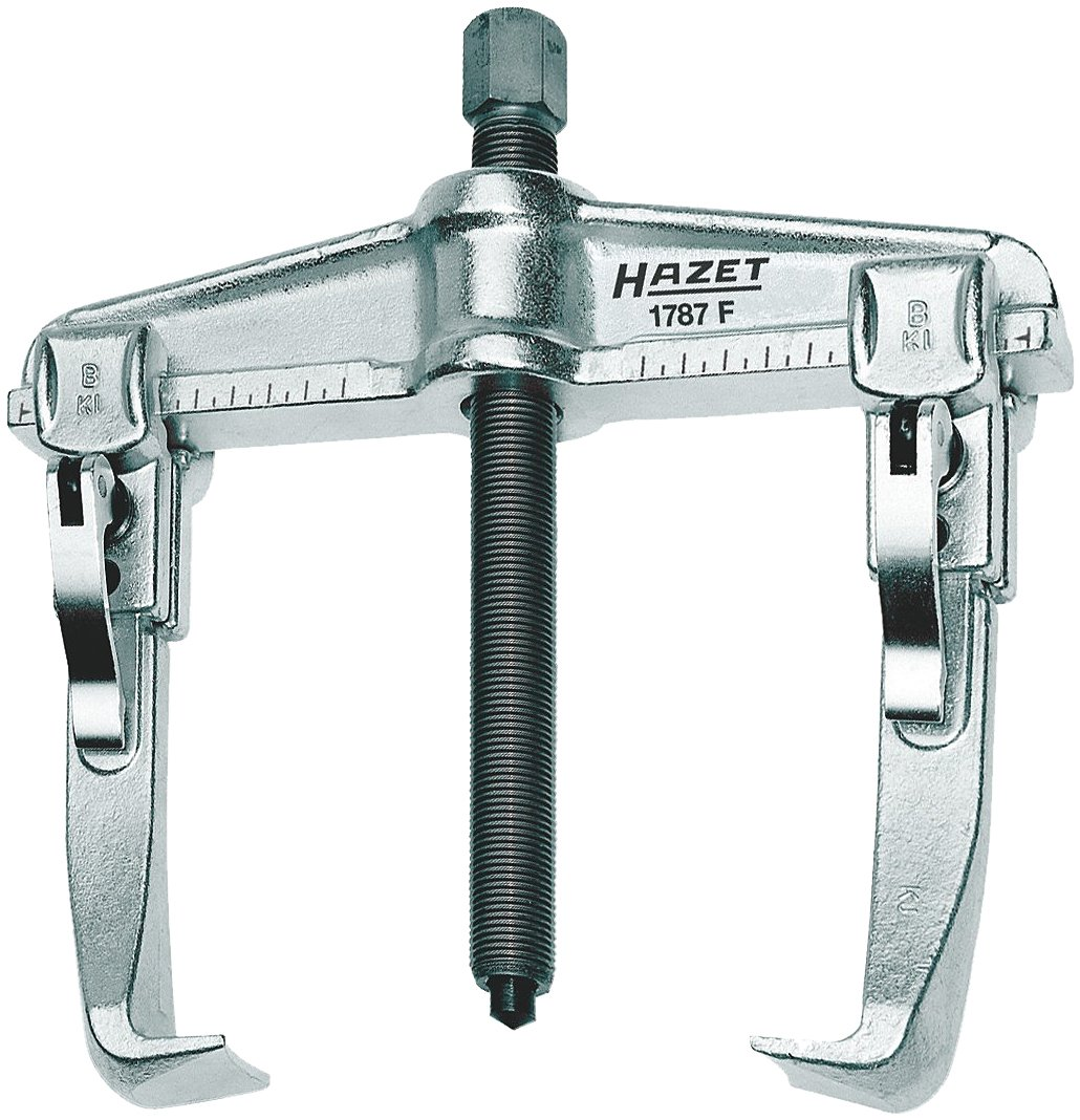 Hazet 1787F-16 Quick-clamping puller, 2-arm by Hazet