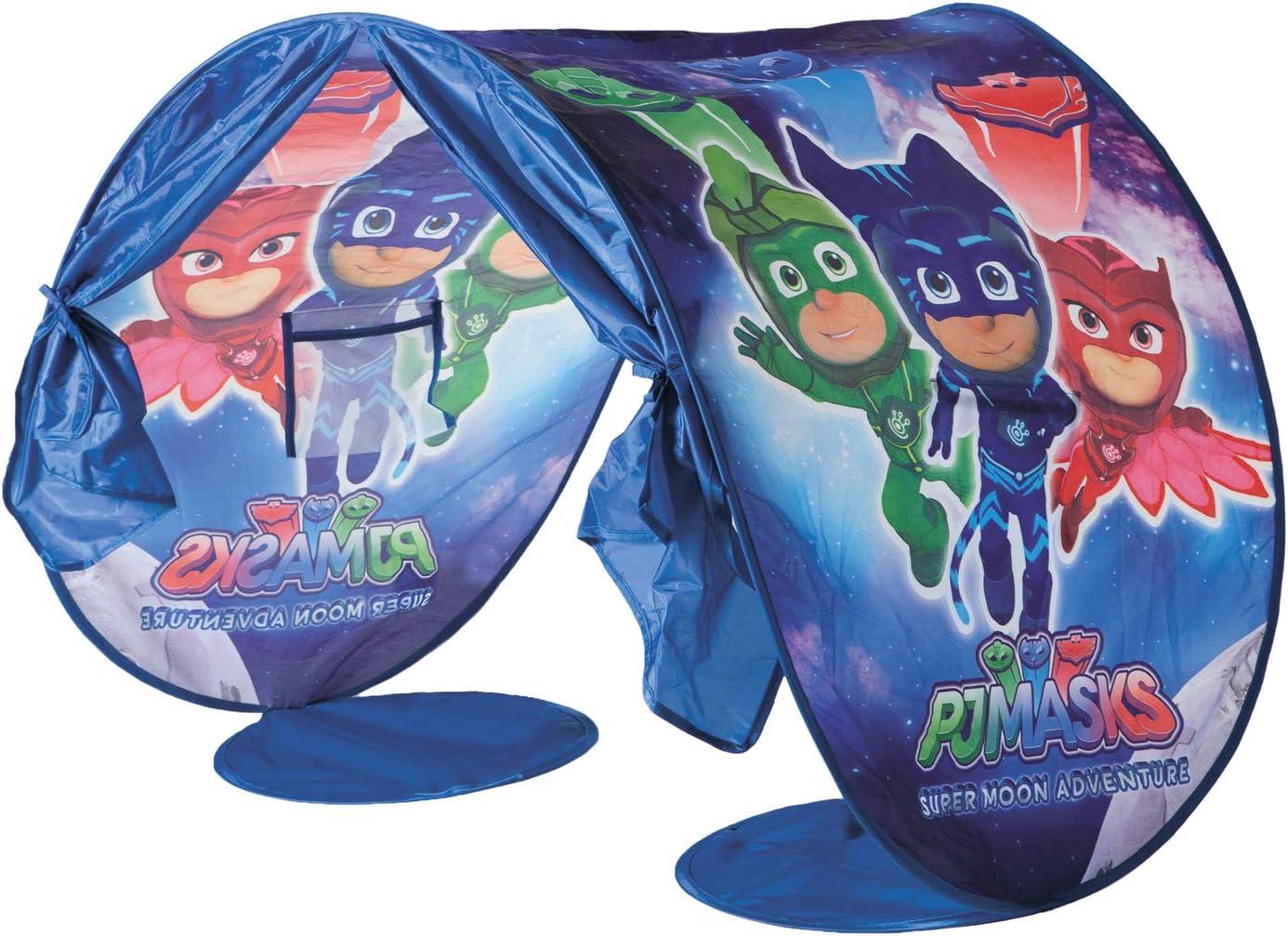 John PJ Masks 77209 - Tienda de campaña para Juegos, Multicolor