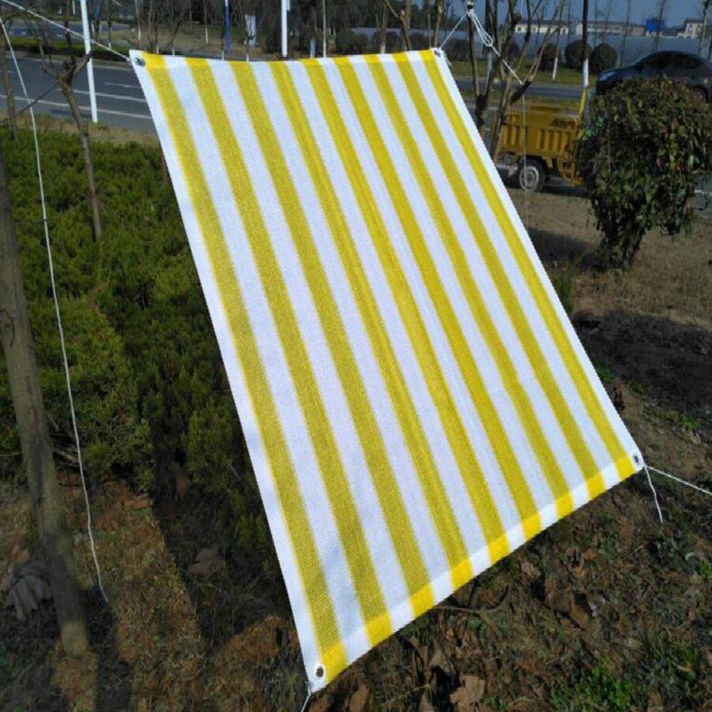 Tama/ño : 2 * 2m Wang Protecci/ón contra el Sol encriptada con Pantalla Solar M/últiples tama/ños