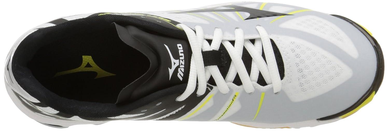 De La Mujer Mizuno Wave Rayo Z Woms Bk-rd Zapato De Voleibol FZK6Ekp7hN