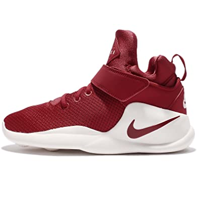 Nike 844839-601 Chaussures de Basketball, Homme, Rouge, 42.5