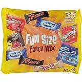 Fun Size Party Mix Truffles, 600 g