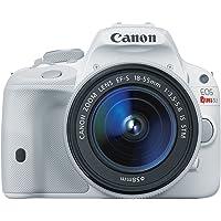 Canon EOS DSLR Camera w/18-55 & 75-300mm Lens Bundle