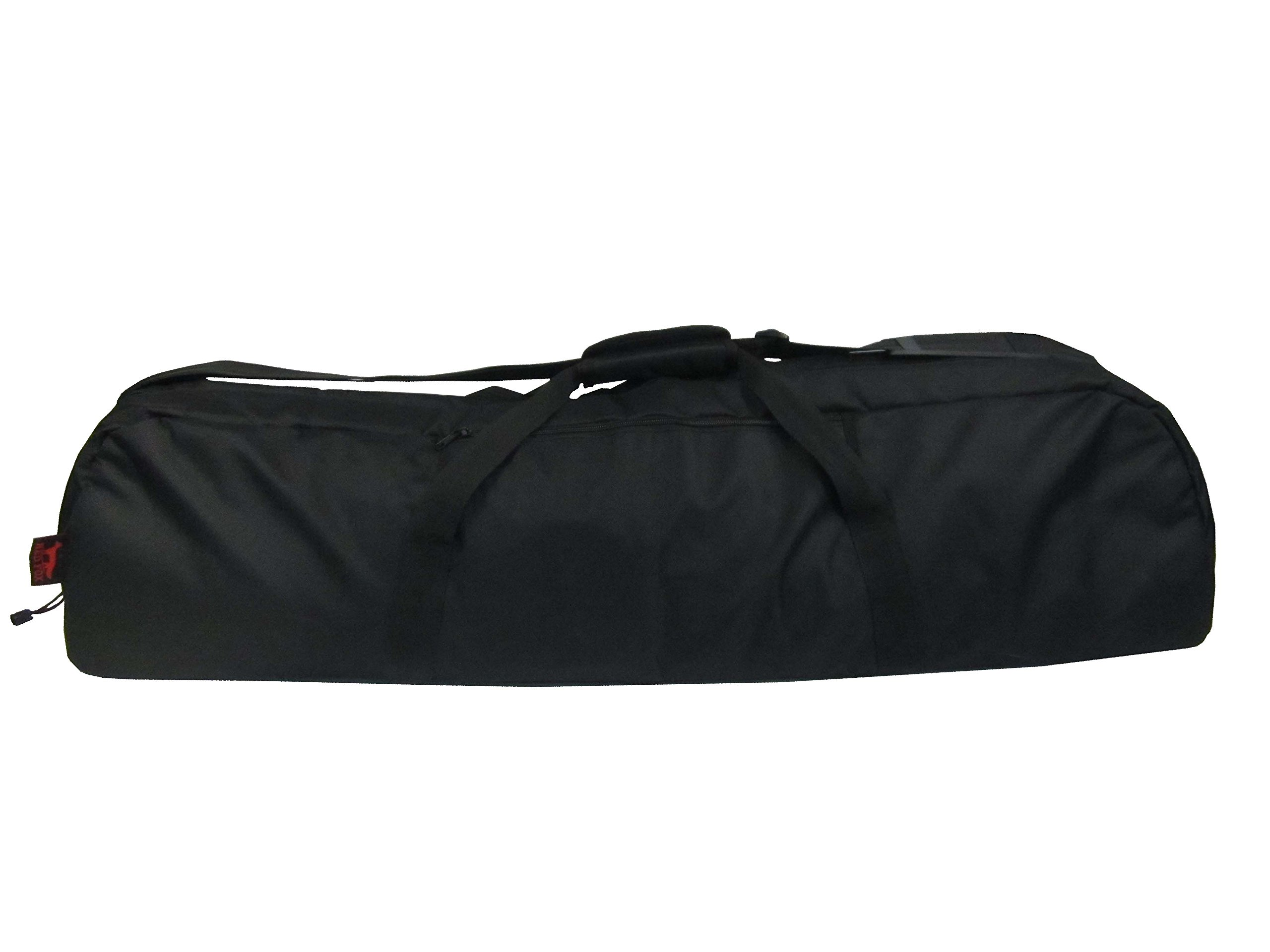 Telescope Bag for Orion 09798 Telescope Case for Travel | Red Fox Padded Telescope Carrying Bag fits Orion 09798 Celestron 127EQ by Red Fox