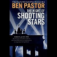 The Night of Shooting Stars (Martin Bora (7)) (English Edition)