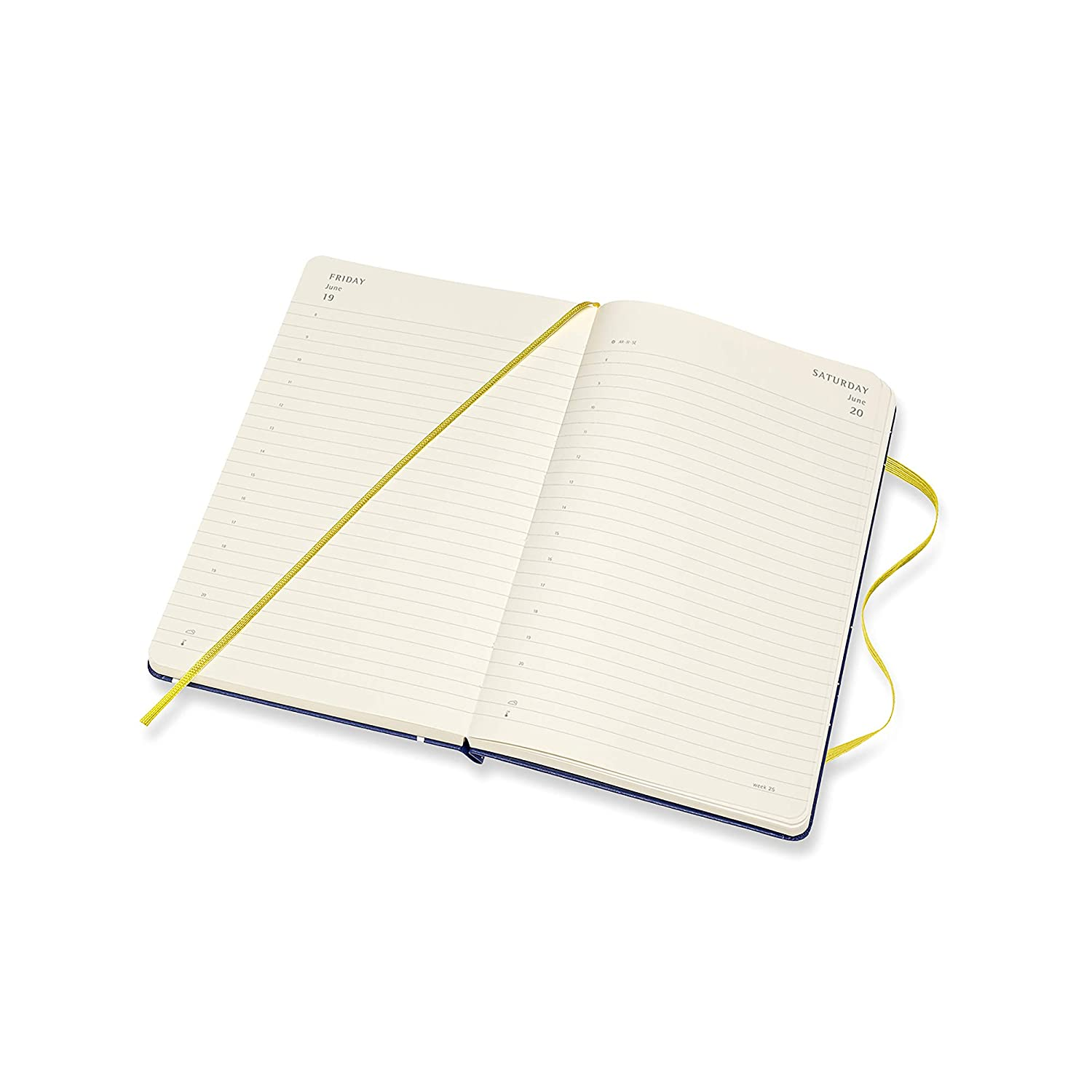 144 Pages Moleskine Weekly Schedule 12 Months 2020 The Little Prince Special Edition with Rigid Cover and Elastic Closure Pocket Size 9 x 14 cm Fox